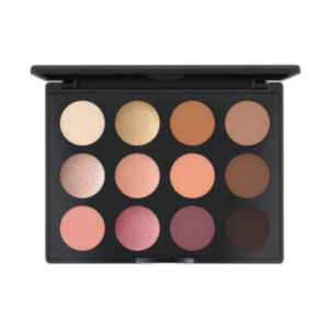 12 Color Eyeshadow Palette | Aida Cosmetics Best Pigmented Eyeshadow